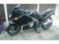 Kawasaki zzr600 d3