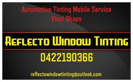 Window tinting Cranbourne Casey Area Preview