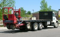 """AZ Driver - Flatbed with Moffett """"Hitchhiker"""" experience"""