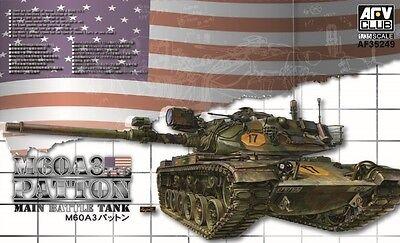 AFV Club 1/35 AF35249 US M60A3 PATTON Main Battle Tank