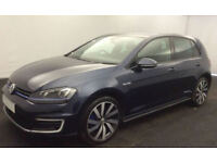 VOLKSWAGEN GOLF 1.4 TSI MATCH SE 1.6 1.9 2.0TDI SPORT GTD GTI FROM £109 PER WEEK