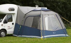 Outdoor revalation movelite drive away awning