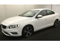VOLVO S60 2.0 D4 R DESIGN LUX G/T 1.6 D2 BUSINESS EDITION FROM £67 PER WEEK!