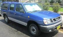 Ute, Dual Cab, 97 Nissan Navara, Sturdy & Reliable Newcastle 2300 Newcastle Area Preview