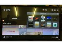 "LG Smart TV 50PB660V 50"" 1080p HD Plasma Internet TV"