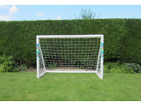 Samba Sports Brazlian Style Goal. 6 x 4 ft. Unused and as new. Perfect for the garden