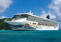 All Inclusive Europe Cruise & Air from Fredericton Apr 1-15,2018