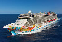 March 3-12 NCL Cruise from Miami