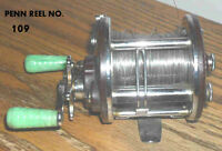 PENN PEER #109 FISHING REEL with wire line