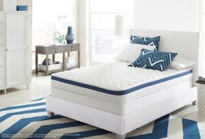 Amazing Deal Luxury Queen size Mattress/Box Free Delivery No Tax
