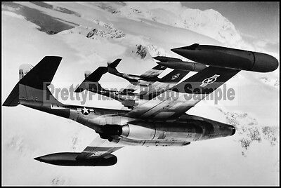 USAF Northrop F-89 Scorpion Formation 8x12 Photo for sale  Canada