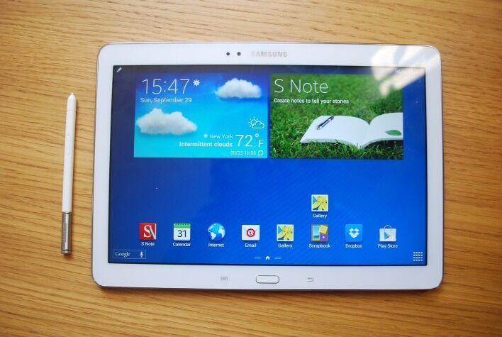 SAMSUNG GALAXY NOTE 10.1 SUPER AMOLED 32GB