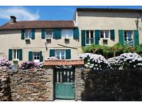SW France, close to Mazamet, Tarn beautiful 18C large stone house fully renovated with land