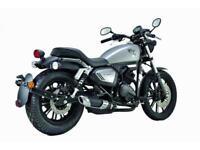KEEWAY K-LIGHT 125 MOTORCYCLE