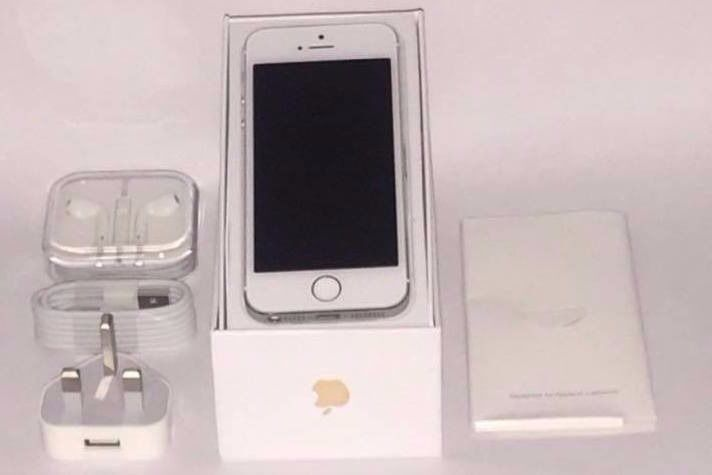 Apple iPhone 5S 16GB Box Packed Unlocked To All Network195 Silver Black Gold With Receiptin Coventry, West MidlandsGumtree - Apple iPhone 5S 16GB Unlocked To All Networks Box Packed £195 Devices Is In Great Working Condition Which Comes With Warranty (Receipt Will Be Provided Or Emailed) Device Includes x1 Apple iPhone 5S 16gb x1 USB Cable x1 Sim Try Pin x1 Headphone x1...