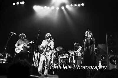 Grateful Dead photo from Cornell 5/8/77.10x15 inches, signed, 5 Day Sale