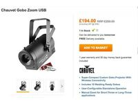 NEW Gobo zoom projector Chauvet 2- URGENT!