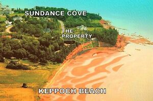 Stratford - Exec Waterfront Homesite Overlooking Keppoch Beach