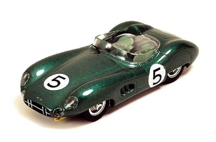Ixo Lm1959 Aston Martin Dbr1 5 Salvadori Shelby 1st Pl Le Mans 1959 Ebay