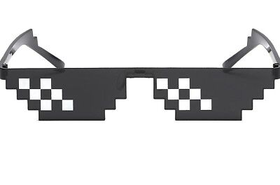 Sonnenbrille, Oktoberfest, Party, Kohlparty, Karneval, Halloween, Thuglife, Cool