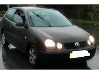 Bargain of the week😂😂 03 plate 1.4 petrol polo mot till 2019 not corsa lupo clio