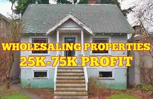 ATTENTION INVESTOR THAT ARE LOOKING FOR FIXER UPPER PROPERTIES!