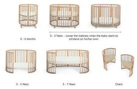 Stokke Sleepi Full Bed Set