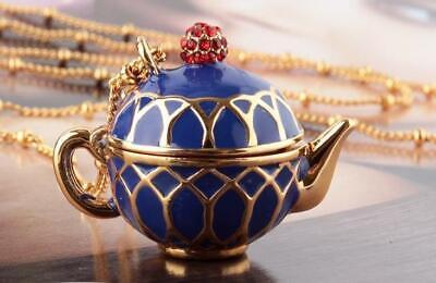 Kate Spade New York Tea Time Locket Pendant Necklace
