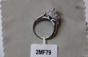 Size 8 charmed aroma ring Best offer