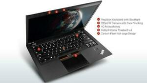 LENOVO X1 CARBON THINKPADS (ULTRABOOKS), GEN 2 or 3. WINDOWS 10 + OFFICE 2019, 4GB/8GB RAM, 128/256 SSD + WARRANTY