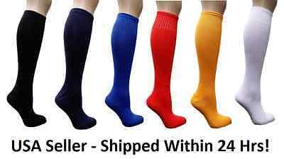 Soccer Socks Baseball Socks for men & women AS LOW AS $3.25 PAIR!