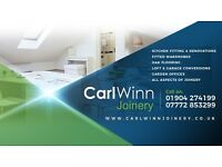Yorks local joinery company