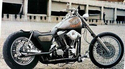 Harley Davidson And The Marlboro Man Solid Rear Movie Bike Struts