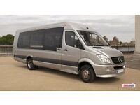 LOOKING FOR 16 SEATER + MINIBUS DRIVERS FOR LARGE TOURING CONTRACT