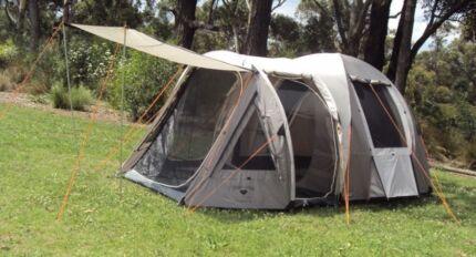 Diamantina Fraser tent
