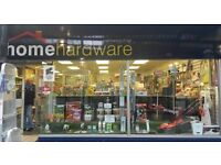Part-Time Sales Assistant Required For Hardware Store, 22 Hours inc Alternate Saturdays
