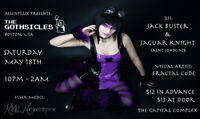 Goth Night - The Gothsicles (US) / Jaguar Knight \ Jack Buster