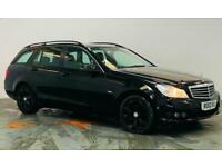 2012 Mercedes-Benz C Class C220 CDI BlueEFFICIENCY SE 5dr ESTATE Diesel Manual