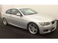 2010 BMW 325D 3.0 TD M-SPORT COUPE GOOD / BAD CREDIT CAR FINANCE AVAILABLE