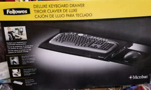 Fellows Deluxe Keyboard Drawer