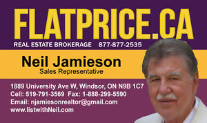 ITS A SELLER'S MARKET BE PART OF IT GET IT ON MLS $49 Windsor Region Ontario image 1