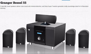 Granger Bessel GB-55, 5.1 HTS with Bluetooth