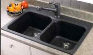 LOOKING FOR BLACK kitchen sink