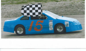 Junior Late Model Race Car (JCAR)