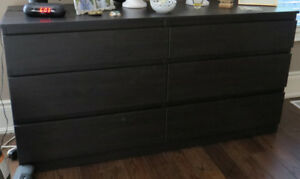 TV Stand, 6 Drawer dresser, outdoor bench