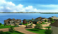 Lake Front Lots for Sale Close to North Battleford