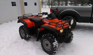 Honda Fourtrax 350 4x4