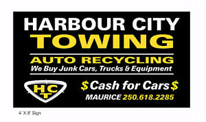 Harbourcity Auto Recycling Nanaimo 250 618 2285