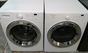 Laveuse et secheuse frigidaire,Maytag,kenmore