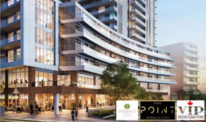 The Point Condo at Emerald City in North York--Register NOW!